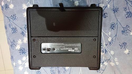 amplificador para guitarra vox mini 3 (pilas y ac)