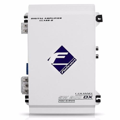 amplificador para modulo