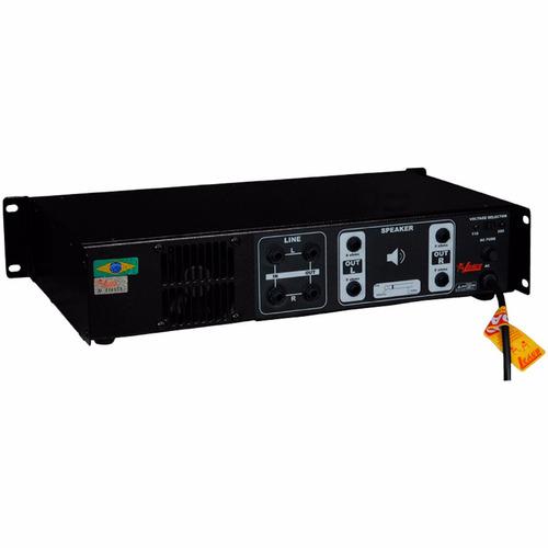 amplificador para monitor li 1200 leacs