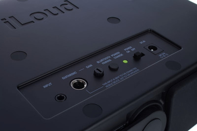 amplificador parlante portatil bluetooth i-loud