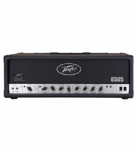 amplificador - peavey 6505 head- 101db