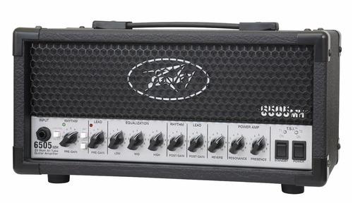 amplificador - peavey 6505 mh - 101db