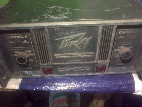 amplificador peavey cs-800