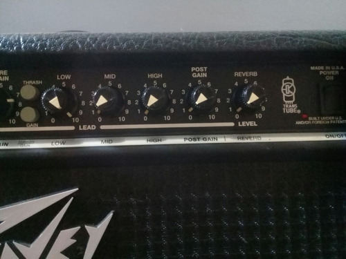 amplificador peavey envoy 110  40 wats