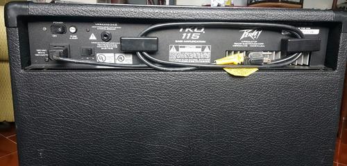 amplificador peavey para