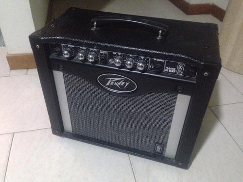 amplificador peavey rage 258 guitarra