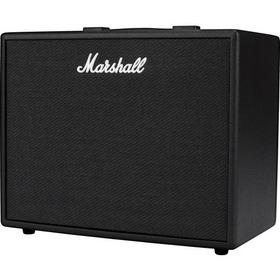 Amplificador P/guitarra Marshall Code 50 50w 1x12 Cuotas