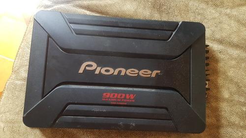amplificador pioneer 900w