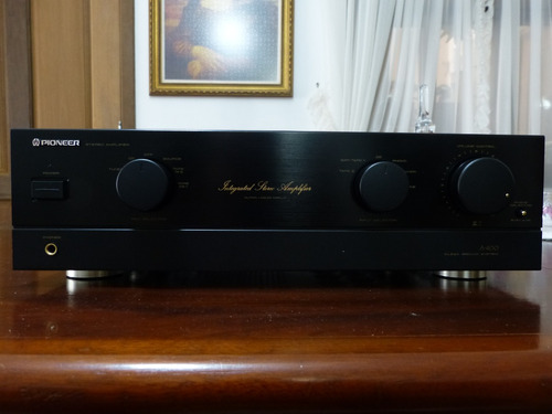 amplificador pioneer a-400 marantz sansui denon gradiente