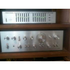 Amplificador Pioneer Sa 8500ii