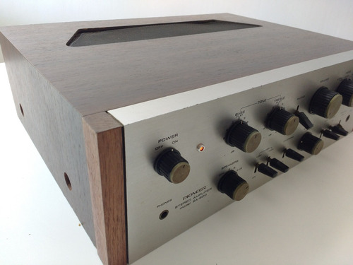 amplificador pioneer stereo amplifier model sa-800