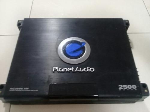 amplificador planet audio anarchy 2500.1