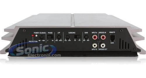 amplificador planta audio