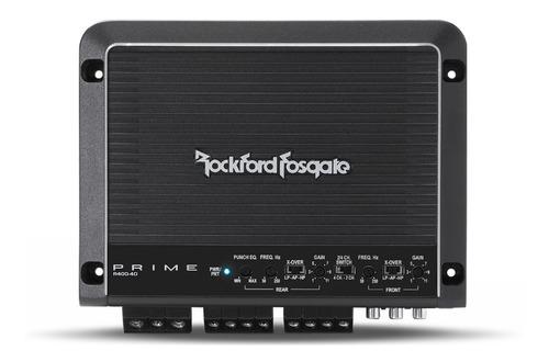 amplificador planta rockford fosgate prime r400x4d 400w 4 ch