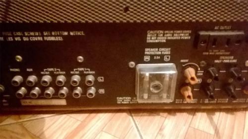 amplificador planta technis y tocadisco de coleccion