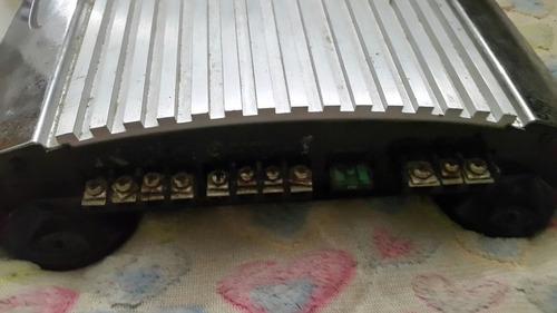 amplificador plantas boss de 1000 watts 4 canales