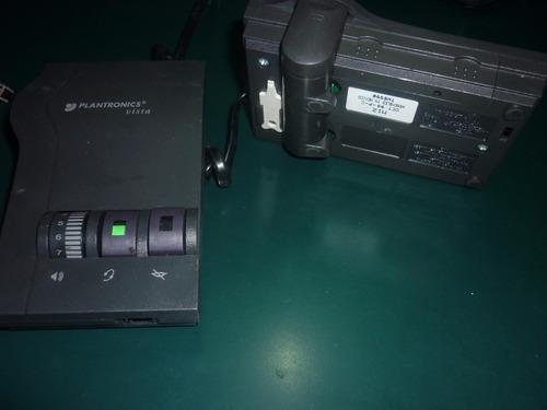 amplificador plantronics  vista m12