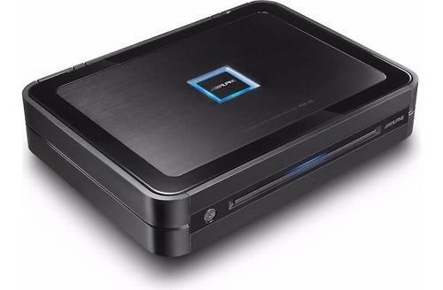amplificador potencia alpine pdx-v9 5 canales  audio secrets