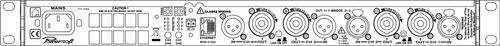 amplificador potencia powersoft m28q hdsp + eth | 2800 watts