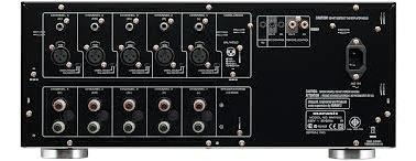 amplificador potencia siete canales marantz mm8077 150w/ch