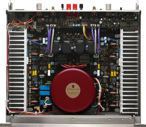 amplificador potencia stereo parasound a23
