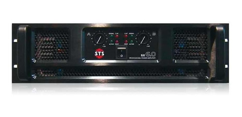 amplificador potencia sts sx 6.0