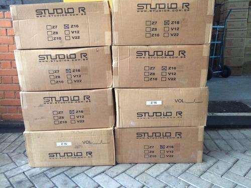 amplificador potencia studior z16 16000w studio r studio r