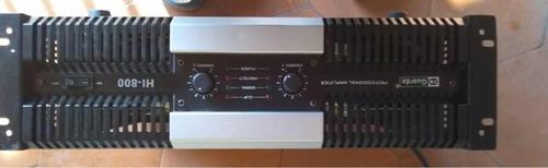amplificador power
