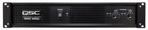 amplificador power qsc rmx850a poder nuevos rmx original