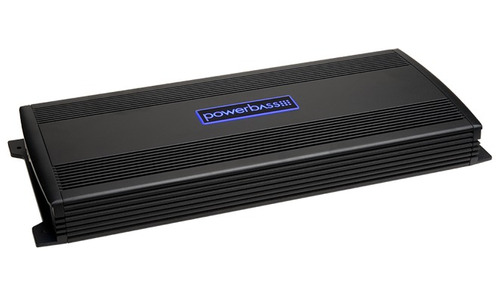 amplificador powerbass asa3-1100.5 5 canales 1100w