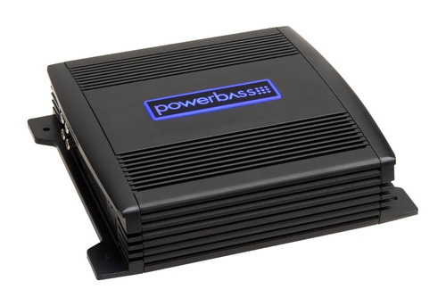 amplificador powerbass asa3-200.2 200w rms 2 canales