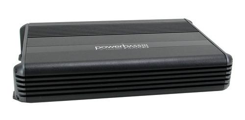 amplificador powerbass xma-4250ir clase-d 4-canales 1000w