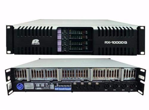 amplificador pro audio profesional