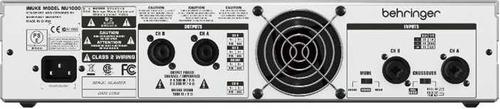 amplificador pro potencia