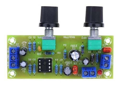amplificador pro pre