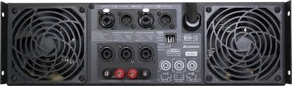 amplificador profesional bunker mx-4000