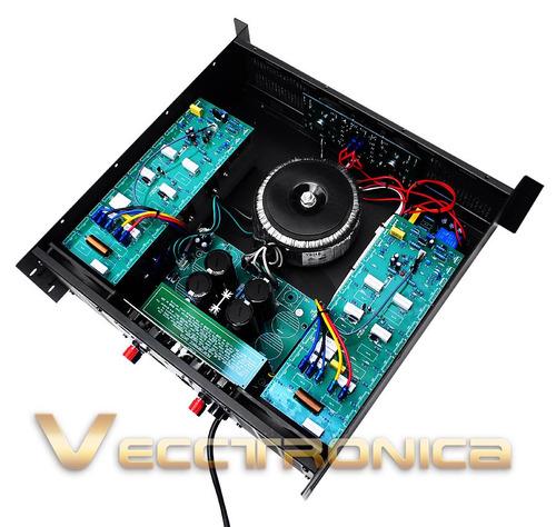 amplificador profesional de audio c yamaha con 2000w rms wow
