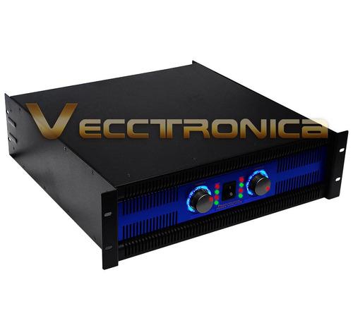 amplificador profesional de audio c.yamaha con 2000w rms wow