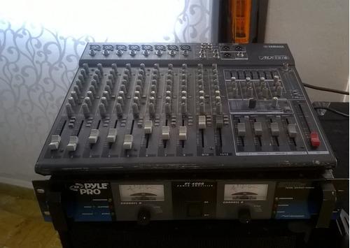 amplificador pyle pro