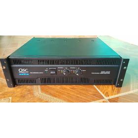 Amplificador Qsc Rmx 5050 Dbx Rcf Crown