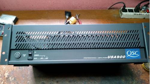 amplificador qsc usa 900