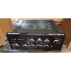 Amplificador Quasar Qa 8080 X