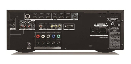 amplificador receiver harman kardon avr 1700