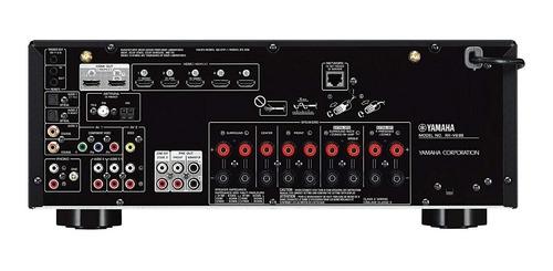 amplificador receptor av yamaha rx-v685 7.2 ch wi-fi 4k ultr