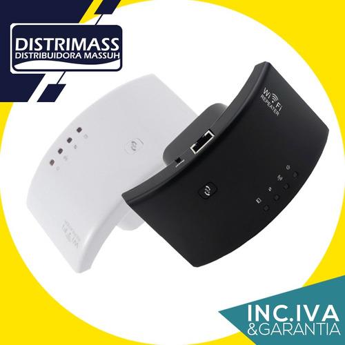 amplificador repetidor de senal wifi potente inc iva y garan