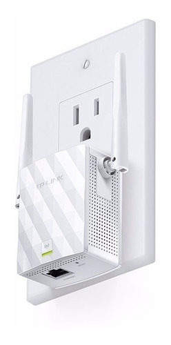 amplificador repetidor wifi 300mbps 2.4ghz tl-wa855re tplink