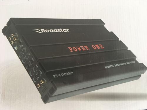 amplificador roadstar módulo