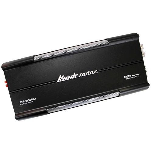 amplificador rockseries clase d 3000w rms