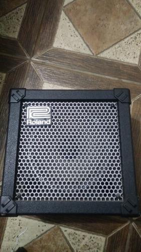 amplificador roland cube 15