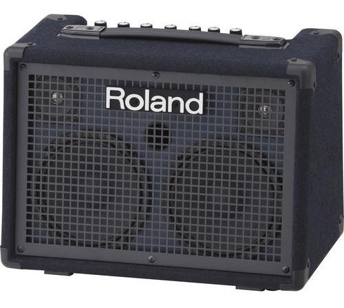 amplificador roland kc-110 3 canales stereo 30w - importado